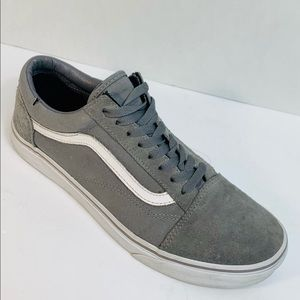 Old school suede vans, sz 9.5 M